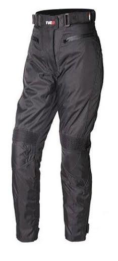 Pantalon Cordura Chica Reef Black