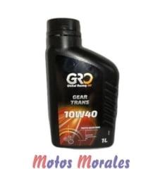 Global Racing Oil Gear Trans 10W40 2T/4T 1L.