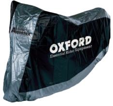 Funda cubre moto universal para motocicletas con guarda cascos Oxford CV116