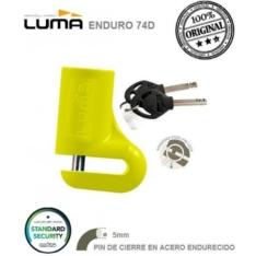 Candado Freno Disco Luma Enduro 74D
