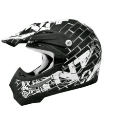 Casco Cross NoEnd Origami Kid