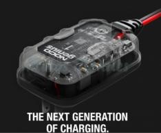 Cargador y Mantenedor de Baterías Noco Genius 1A