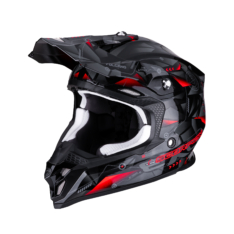 casco cross Scorpion VX-16 Air Punch